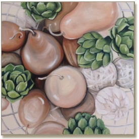 Artichokes-and-Gourds