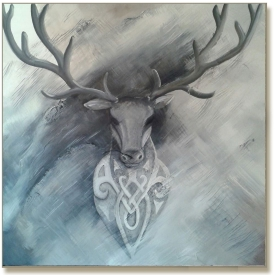 Stag-Bust