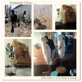 champagne-flutes