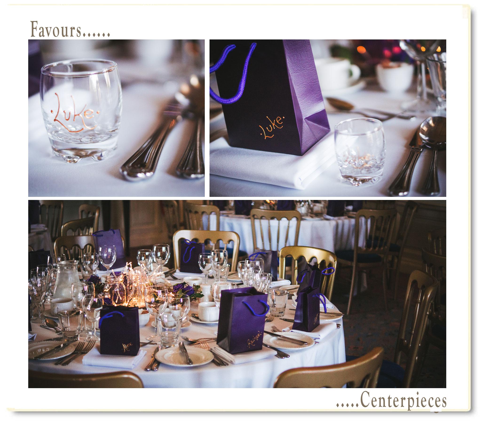 wedding-favours-centrepiece